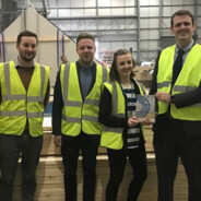 Smartroof Recognised at Construction News Specialists Awards