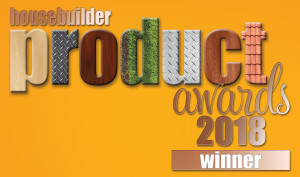 Housebuilder Product Awards winner logo