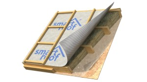 smartroof, panelised roof system, energy efficient roof