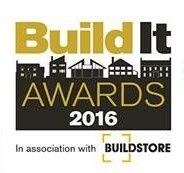 Smartroof Shortlisted for Build It Award 2016