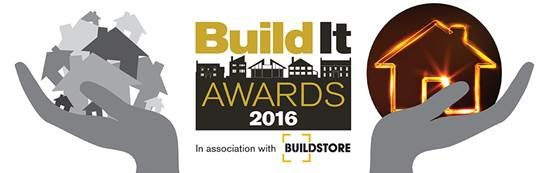 Build It Awards 2016 Logo